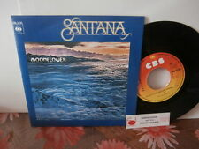 "santana""moonflower""single7""or.fr.cbs:5730..de 1977.+ encart juke-box"