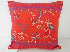Bassetti Pillow case Lilith V9 orange 40x40 Cushion cover pillow Cotton