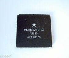 Co-processeur FPU MC 68882 FN16 co-processor ATARI MegaSTE,TT,Falcon,AMIGA,APPLE