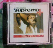 Coleccion Suprema Plus + by Franco De Vita (CD, Oct-2007, EMI Music...