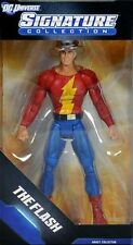DC Universe Signature Collection Golden Age Flash Jay Garrick Mattel Classic JSA