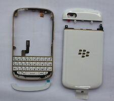New Gold Housing Mid-Frame/Keypad/Battery Cover For Blackberry Q10 Generic