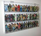 "Collectors Showcase - Premium Display Case for 3-3/4"" GI Joe Action Figures"