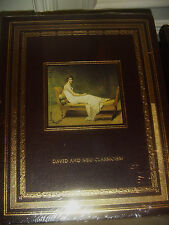DAVID AND NEO CLASSICISM Easton Press GLORIOUS ART COLOR ILLUSTRATIONS