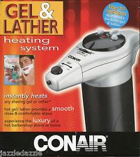 Conair Gel & Lather Heating System HGL1 ~ New / Unused in Open Box