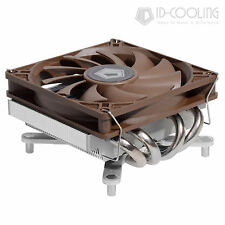 IS-40Pro HTPC/Mini-ITX Cooling,4 Direct Touch Heatpipe,92mm PWM Fan,For Intel