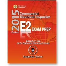 E2 ICC Commerical Electrical Inspector Exam Test Questions Workbook Study 2015