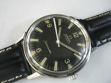 Classic OMEGA SEAMASTER Military Dial  Ref.165.002 Men's Watch Rare Collections