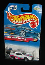 Hot Wheels 1999 #971 Sugar Rush Series II #3 of 4 Pikes Peak Celica SweetTarts