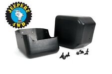 Jeep JK Wrangler Front Bumper Caps, 2 door, 4 door, 1047, **NEW**