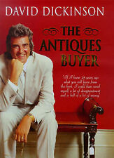 "The Antiques Buyer, David Dickinson, ""AS NEW"" Book"