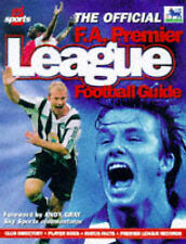 Kelly, John Sky Sports Official Premier League Fans' Guide 1997-98 Very Good Boo