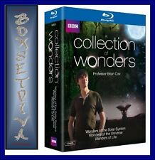 A COLLECTION OF WONDERS - SOLAR SYSTEM/UNIVERSE/LIFE *BRAND NEW BLURAY BOXSET**