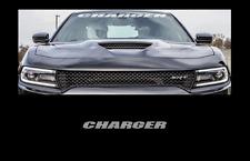"""Charger Windshield 36"""" Window Banner Mopar HEMI Dodge Sticker Decal srt hellcat"""