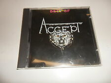CD  Accept  ‎– Best Of Accept