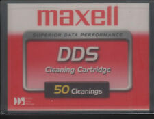 Cartouche de nettoyage DDS-4 cleaning Cartridge Maxell
