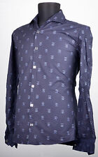 Sale Long Sleeve Gucci Men's Shirt Size L