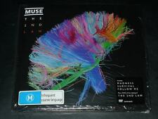 MUSE - THE 2nd LAW: CD & DVD ALBUM SET (2012)