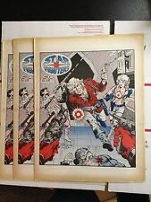 RARE Star Fighters # 1 May 1979 - HTF Treasury size comic - Neal Adams cover