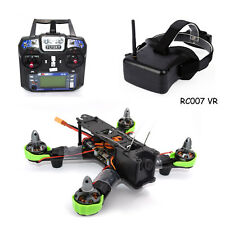 RTF QAV 210mm Carbon Fiber Quadcopter Fs I6 RC-007 3D VR 5.8G FPV Video Glasses