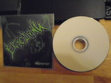 VERY RARE Eat The Living DEMO CD EP Braaiiins death metal Destroyed In Seconds !