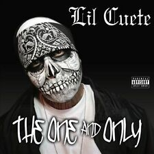 LIL CUETE-The One And Only CD NEW