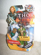 KING LOKI Thor Movie 3.75 Marvel Universe 2011 Infinite Tom Hiddleston Asgardian