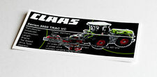 Lego Technic UCS / MOC Sticker for CLAAS Xerion 5000 Trac VC (42054)