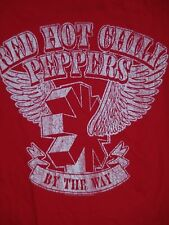 Red Hot Chili Peppers - By the Way - Adult T-Shirt - Size S