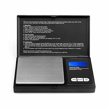 Digital Scale 0.01g X 100g Jewelry Gold Coin Grain Gram Pocket Size Herb Mini Uk