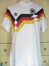 WEST GERMANY WORLD CUP 1990 ADIDAS HOME VINTAGE FOOTBALL TRIKOT SOCCER SHIRT M