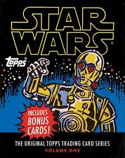 Star Wars: The Original Topps Trading Card Series by Lucasfilm LTD (Hardcover)