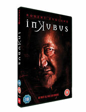 INKUBUS ROBERT ENGLUND WILLIAM FORSYTHE JOEY FATONE TRINITY UK 2012 REG2 DVD NEW