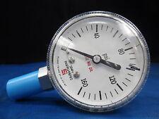 SPAN INSTRUMENTS SI Pressure Gauge 0-160 PSI