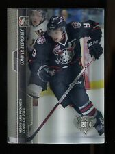 2013-14 ITG Heroes & Prospects 3D SP Class of 2014  #187  Conner Bleackley