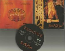 TAYLOR DAYNE Send Me A Lover 1993 USA RARE PROMO RADIO DJ CD Single MINT