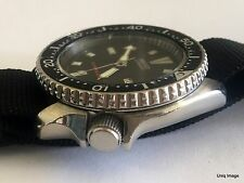 VINTAGE SEIKO AUTOMATIC SCUBA DIVER'S MEN'S WATCH WRISTWATCH 7S26-0028 150m RUNS