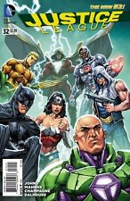 Justice League Vol. 2 (2011-Present) #32 1:25 Howard Porter Variant)