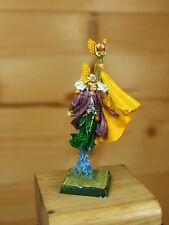 CLASSIC METAL HIGH ELF MAGE SPELL WEAVER PAINTED (1672)