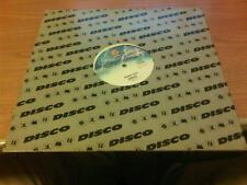 """12"""" MIX SHOCK LET'S GET CRACKIN' FANTASY D-201  VG+/VG+ US PS 1981"""