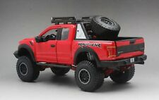 MAISTO 1:24 OFF ROAD KINGS 2017 FORD F-150 RAPTOR DIECAST MODEL CAR TRUCK PICKUP