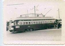 D409 1950s TTC TORONTO ON TRANSIT COMMISSION STREET CAR #4657