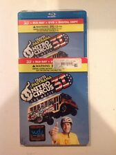Nitro Circus: The Movie 3D(Blu-ray / DVD / 3D)Authentic US Release