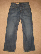 Boy's Levi's 514 Straight Fit Blue Jeans Dark Wash 27x27 New with Tags NWT
