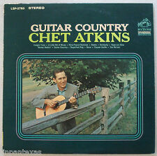 "Guitar Country Chet Atkins Vinyl 12"" LP record RCA Victor LSP-2783 Dynagroove"