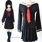 Cosplay Costumes HELL GIRL Enma ai School uniforms