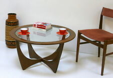 Vintage G-Plan Astro Coffee Table -Great design. Restored Teak Table.1960s.