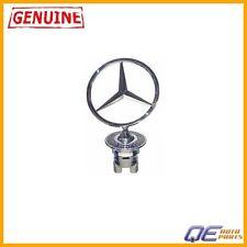 Mercedes W124 W202 W203 W208 W210 W211 W220 Hood Star Emblem genuine