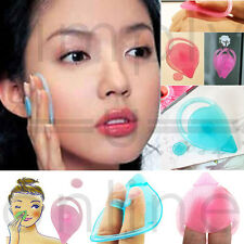 Facial Cleansing Face Blackhead Remover Pad Silicon Brush Beauty Tool Massage