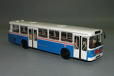 RARE!! MAN 200 SL Dan Israel Bus Hand Made Vector Models 1/43